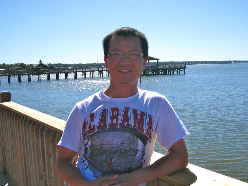 Dr. ZiMin Hu, Professor and Researcher Institute of Oceanology, Chinese Academy of Sciences, Qingdao, China